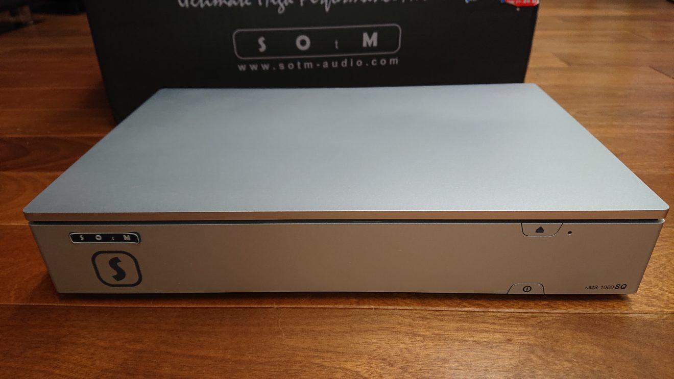 自宅でRoonと戯れる(2)SOtM sMS-1000SQ Eunhasu到着~見た目はパソコン、中身は低ノイズ化~