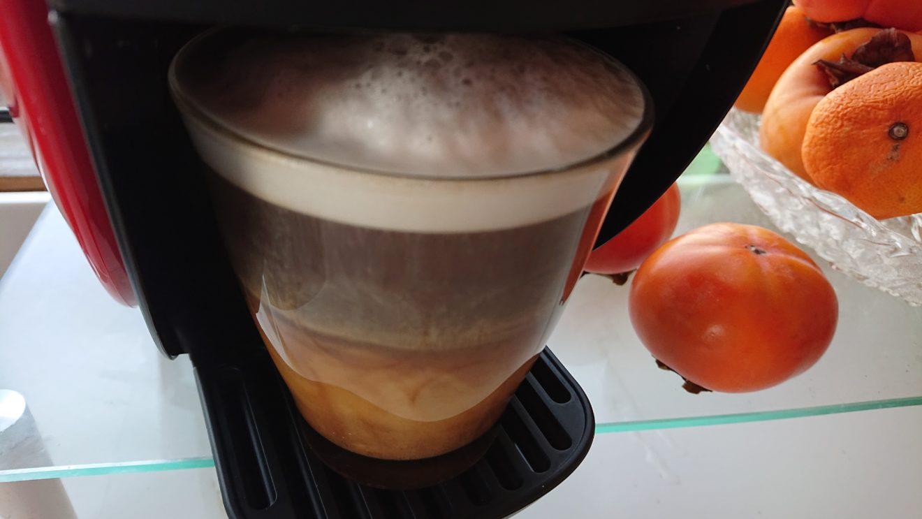 美味しいコーヒーが飲みたい~ネスカフェ ゴールドブレンド バリスタ 50のカプチーノ