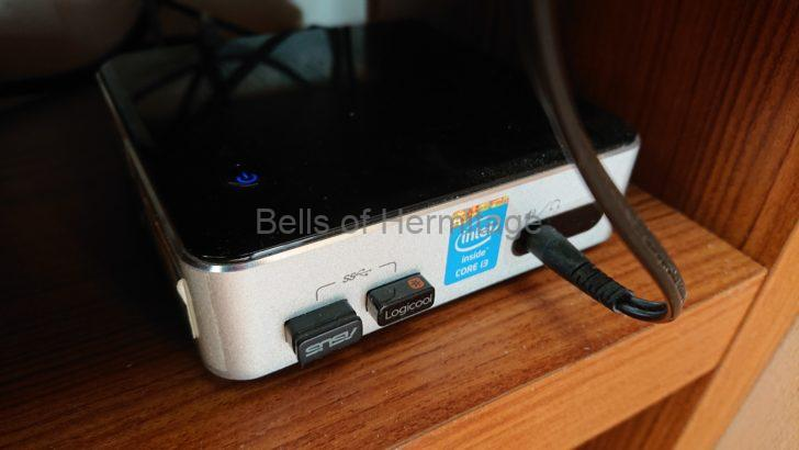 パソコン 電源タップ Greenwave Dirty Electricity Filter Intel NUC D34010WYK ASUS Tek ASUSPRO EeeBox PC E510 E510-B1384 Ewin 電源タップ 4個ACコンセント+4個USBコンセント H19SC-4AC-4B-QC