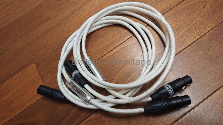 オーディオ WestminsterLab Cables DC Cable Autria Alloy 金銀銅合金 カーボンファイバーシールド 0.6m XLR-ST XLR-UT 1.5m 2m レビュー 試聴