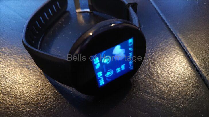 スマートウォッチ パルスオキシメーター 血中酸素濃度 計測 D18 格安 心拍数 万歩計 IP65 防水 Bluetooth4.0 HS6620D