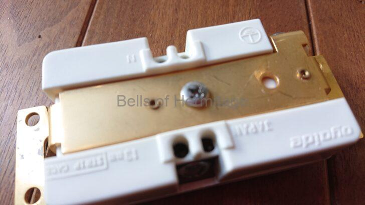 オーディオ ホームシアター 電源工事 電気工事 オヤイデ電気 コンセント R-0 R-1 Beryllium 分解 修復 修理 SWO the j1project アメリカン電機