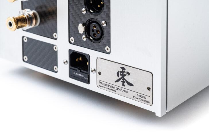 オーディオ アンプ WestminsterLab Rei Quest クラスA iBias CCS Leedh Processing Volume Control LUMIN レビュー 試聴 Urtra standard Power XLR-UT XLR-ST Autria Alloy 金銀銅合金 カーボンファイバーシールド