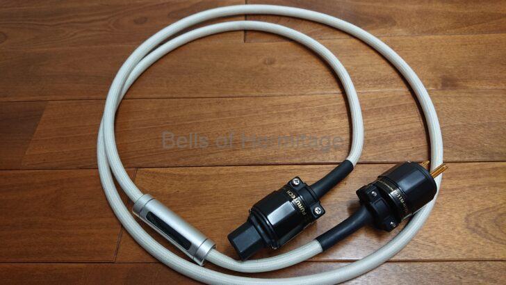 オーディオ WestminsterLab Cables DC Cable Autria Alloy 金銀銅合金 カーボンファイバーシールド POWER-ST-1.5 UT 1.5m LUMIN X1 レビュー 試聴