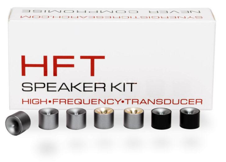 ホームシアター オーディオ ルームチューニング Synergistic Research HFT Standard 2.0 X Wide Angle Speaker Kit 貸出 レンタル 試聴 レビュー 高周波変換器
