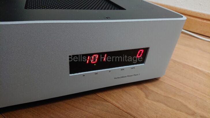 ホームシアター ピュアオーディオ 出水電器 オーディオ専用電源工事 分電盤 EO-01 電源 ノイズ 計測 クリーン電源 PS Audio Power Plant Premier DirectStream P20 P15 P12 P10 P5 P3 %THD Powerplay