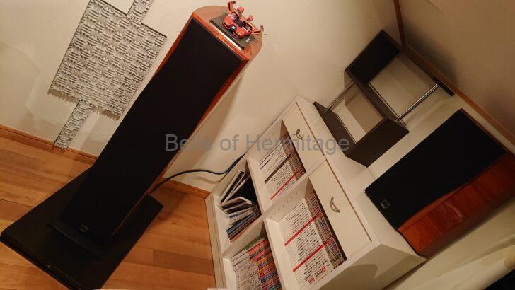 ホームシアター オーディオ アクセサリー レコード 収納 不二貿易 ディスプレイラック DP8085BR 86032) 購入 レビュー
