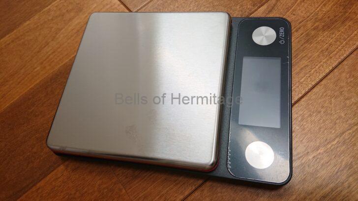 オーディオ ホームシアター アクセサリ 重量 計測 キッチンスケール デジタルスケール 5kg Miliway MW305 さざれ石