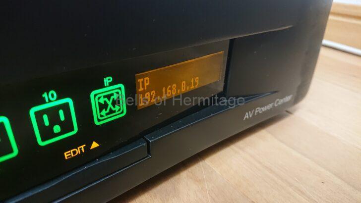ホームシアター ピュアオーディオ 出水電器 オーディオ専用電源工事 分電盤 EO-01 電源 ノイズ 計測 クリーン電源 PS Audio Power Plant Premier DirectStream P20 P15 P12 Perfectwave P10 P5 P3 P1000 P500 P300 AV Power Centers AV-5000 AV-3000 %THD Powerplay 9000 8000 8500 初期化 固定IPアドレス DHCP