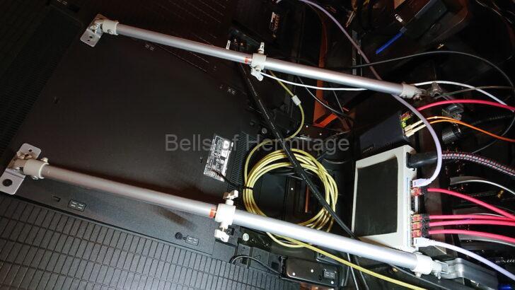 ホームシアター オーディオ ウォールマウントスピーカー Marantz AV8802A DENON POA-A1HD DALI Helicon 800 Helicon 400 Helicon W200 SpeakerCraft Profile AIM5 Three 購入 レビュー Dolby Atmos 6.1.4ch 4.1.2ch 首都圏地震 2021年10月7日 10時41分 被害 TAOC ラック MSR MS 平安伸銅工業 液晶テレビ用耐震固定ポール LEQ-45 AIRBOW ウェルフロートボード WFB-1515-4 TRUSCO 樹脂製ベルト荷締機 25mmX3m 黒 TPT253BK